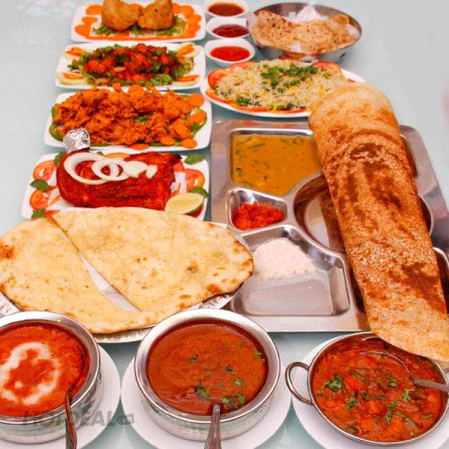 Nhà hàng Ấn Độ