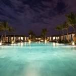 Fusion Maia - Pool at Night