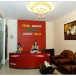 Khách sạn Gold Coast-Massage area