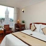 Khach san Bamboo Green Da Nang- Phong Suite Room
