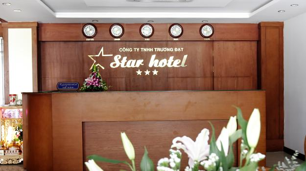 Khach san Star Da Nang-Reception