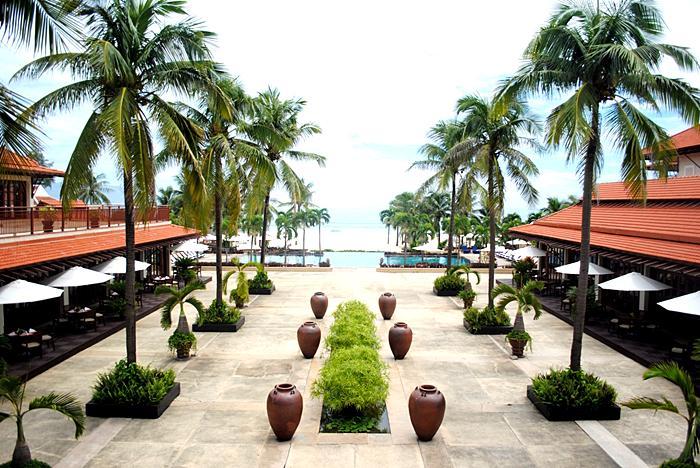 Khu nghỉ dưỡng Furama Đà Nẵng1
