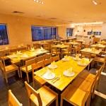 Khu vực nhà hàng