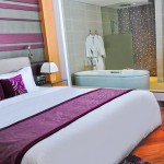 Phong Suite Khach San Mercure