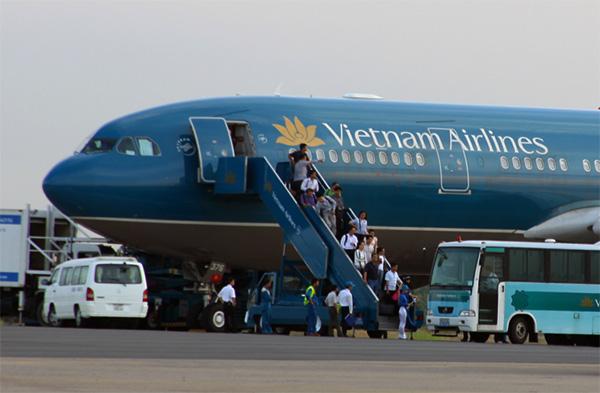 Vietnam airline da nang